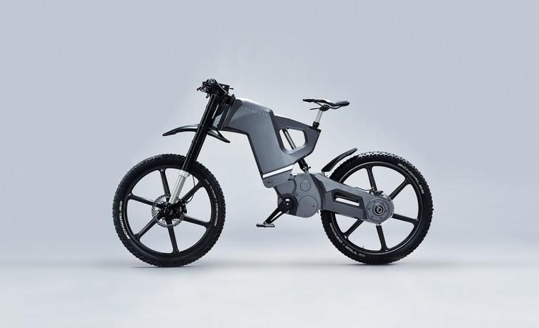La Trefecta DRT es la súper bici-moto eléctrica y plegable que muchos querríamos tener