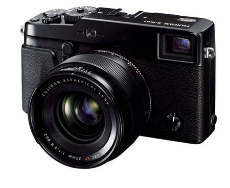 Fujifilm X-Pro1 con Fujinon XF 23 mm