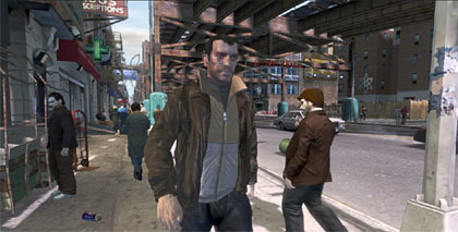 Primeras impresiones sobre Grand Theft Auto IV