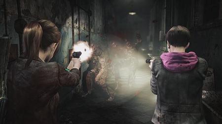 Capcom por fin entiende y añade el modo cooperativo en Resident Evil Revelations 2 para PC