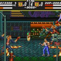Streets of Rage es el nuevo juego de SEGA Forever que se puede descargar gratis en iOS y Android