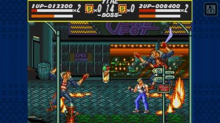 Streets Of Rage Se Une A Sega Forever Y Se Puede Descargar Gratis En