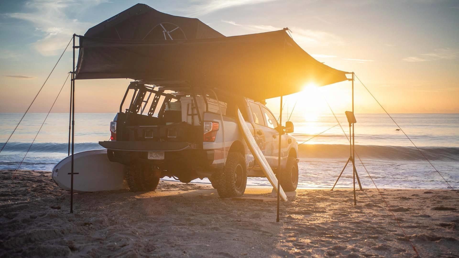 Foto de Nissan Titan XD Surfcamp (1/19)