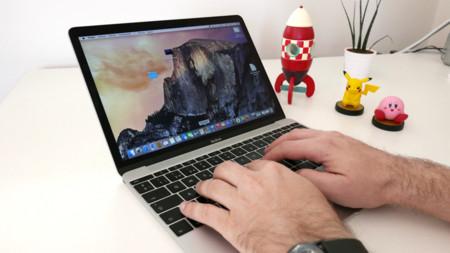 Macbook 2015 Trabajando