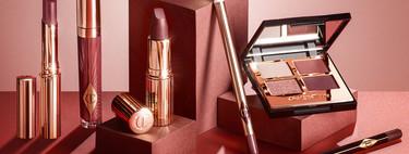 Charlotte Tilbury aumenta su familia Walk of No Shame: cinco nuevos productos en el tono baya roja más icónico de la firma