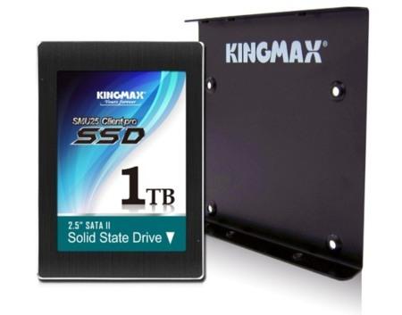 SSD de 1 TB a 1.500 dólares la pieza