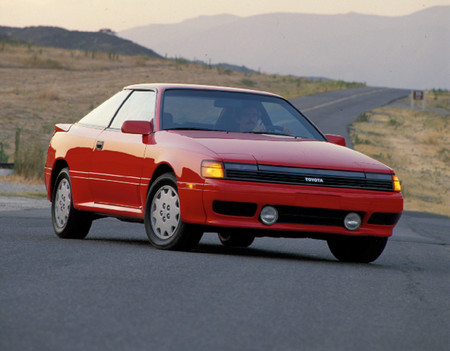 Toyota Celica GT-Four All-Trac Turbo de 1989