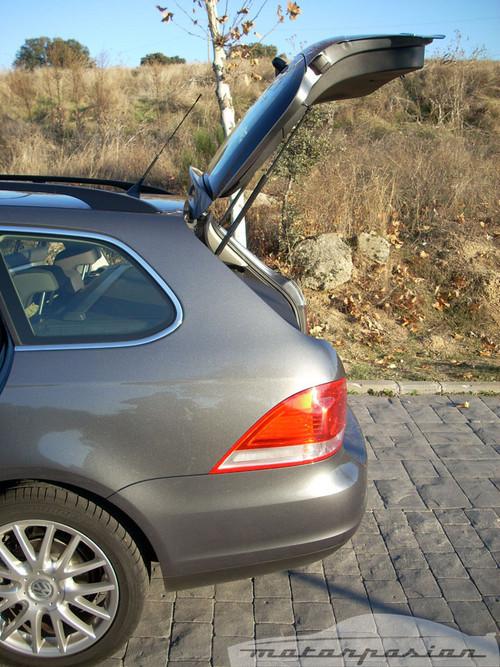 Foto de Volkswagen Golf Variant (9/40)