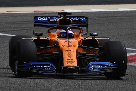 Alonso Mclaren Barein Formula 1 2019