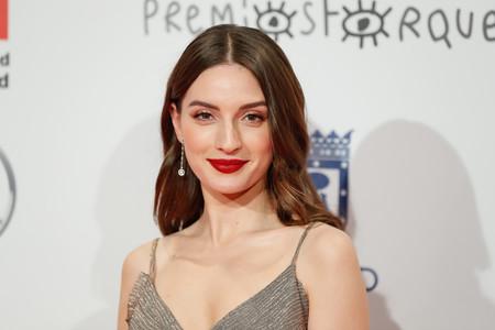 María Valverde luce en los Premios Forqué 2020 el vestido de invitada de boda perfecto