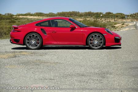 Porsche 911 Turbo, prueba (parte 1)