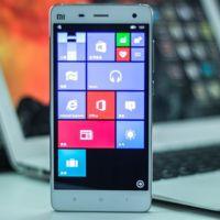 ROMs de la mano de Microsoft pueden llegar para los OnePlus 2, OnePlus X y el Xiaomi Mi5