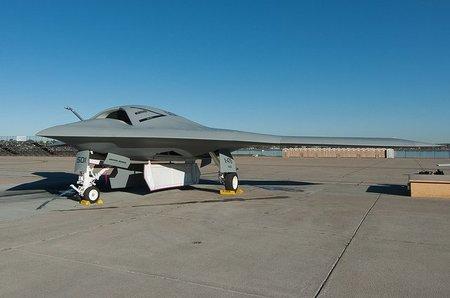 Northrop Grumman X-47, Skynet toma posiciones