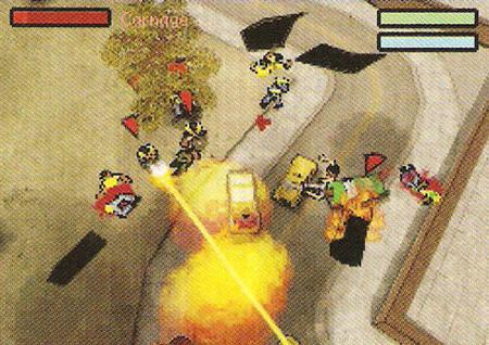 GTA Chinatown Wars para DS