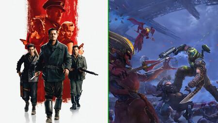 Series, películas y videojuegos para pasar el fin de semana: 'Doom Eternal: The Ancient Gods' y 'Bastardos sin gloria'