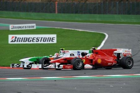 Shell patrocinará el Gran Premio de Bélgica
