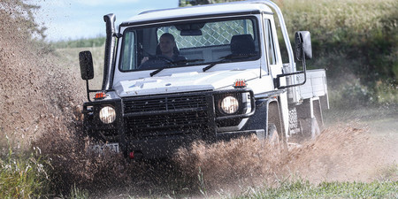 Mercedes-Benz G 300 CDI Pick-up