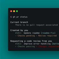 GitHub lanza GitHub CLI 1.0.0, su aplicación oficial de línea de comandos multiplataforma