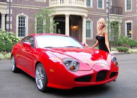 Hyundai Coupé Galatea: ¿esculpiendo el ideal de belleza en un coche?