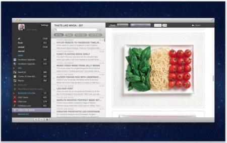 Cappuccino, un interesante y gratuito lector de feeds para OS X