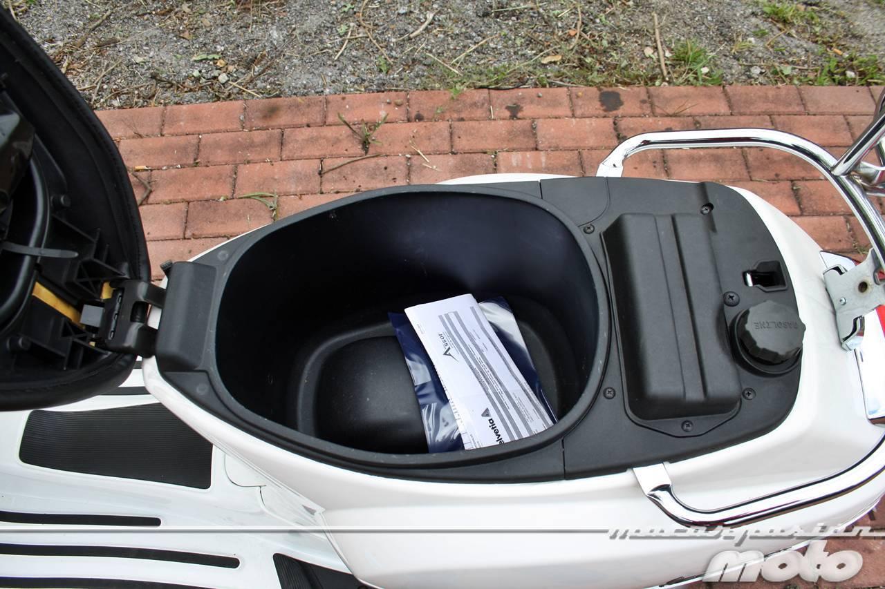Foto de Vespa S 125 ie, prueba (vídeo, valoración y ficha técnica) (16/43)