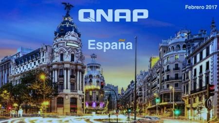 Estuvimos en la presentación de QNAP en Madrid