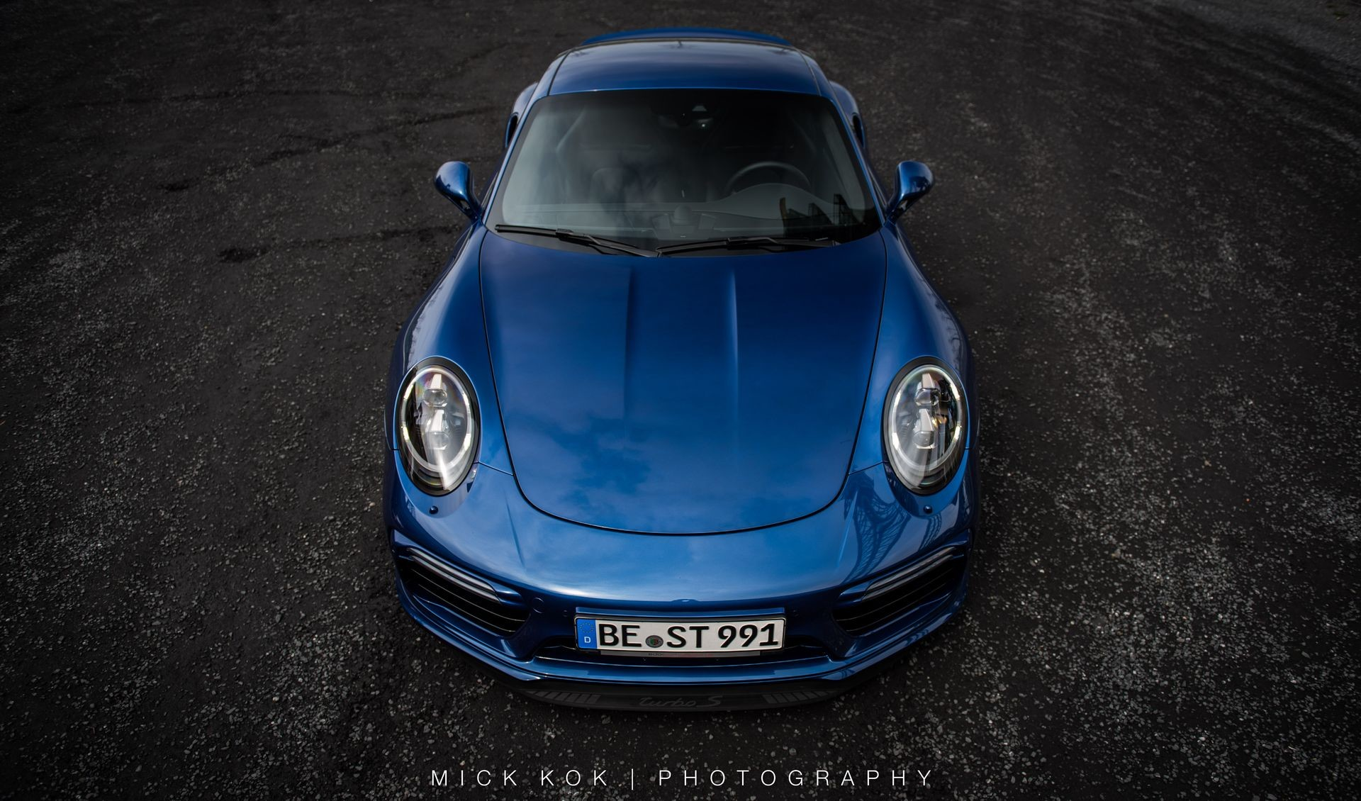 Foto de Porsche 911 Turbo S Blue Arrow (13/25)