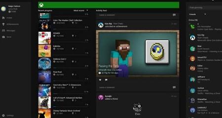 Veamos con más calma la Xbox App de Windows 10