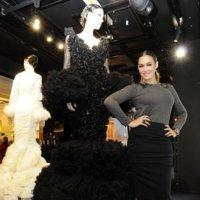Los vestidos flamencos de Vicky Martín Berrocal, en Harrods