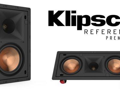 Klipsch anuncia nuevos altavoces empotrables para que los instales detrás de las paredes