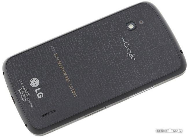 LG Nexus 4 posible imagen junto iPhone