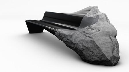 Sofá Onyx, ahora Peugeot pasa del mar al hogar y presenta un sofá creado con lava volcánica y fibra de carbono