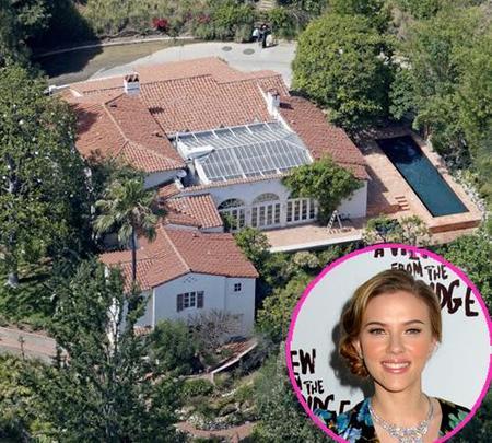 Las Casas de Famosos: Scarlett Johansson
