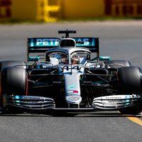 Australia F1 2019: Lewis Hamilton se destapa y deja a Ferrari fuera de juego en los libres