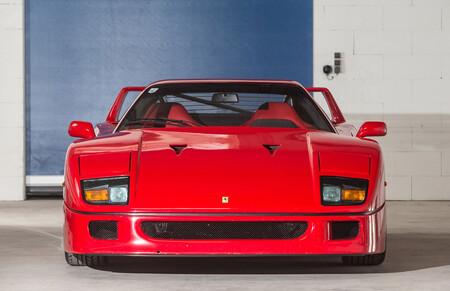 Ferrari F40 (1990), Gerhard Berger, RM Sotheby's