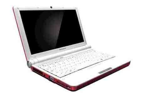Lenovo IdeaPad S9, con pantalla de 8.9 pulgadas