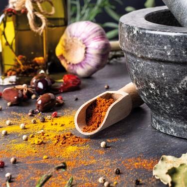 Conoce las hierbas y especias que pueden ayudarte a perder peso