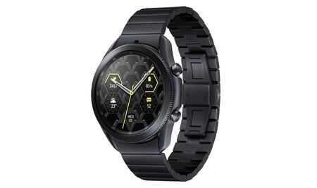 El Samsung Galaxy Watch 3 de titanio llega a España: precio y disponibilidad