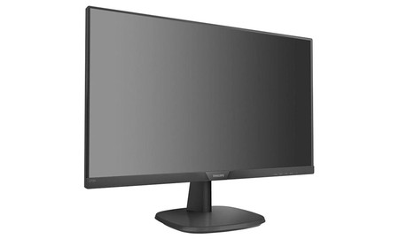 Grande, bonito y barato: el monitor Philips 273V5LHAB/00 ahora en Amazon sólo cuesta 129 euros