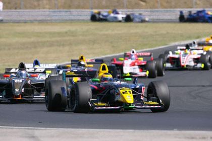 El calendario de las World Series by Renault 2008