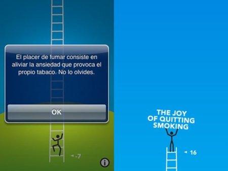 The Joy, una aplicación para dejar de fumar
