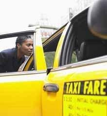 Comparte taxi en Nueva York