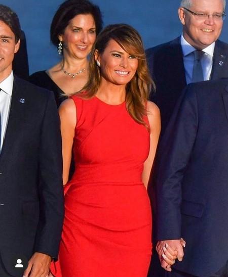 Duelo de estilo entre Melania Trump y Brigitte Macron en Biarritz ¡han lucido así de fabulosas!