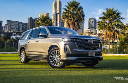Cadillac Escalade 2021 Opiniones Prueba Mexico Contacto 8