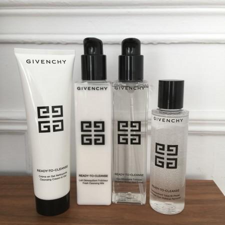 Llevamos la limpieza facial un paso más allá con la gama Ready-To-Cleanse de Givenchy. La probamos