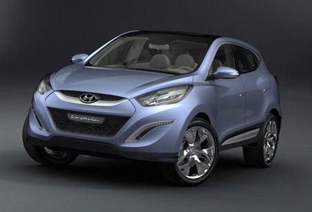 Hyundai HED-6 Concept, primeras imágenes oficiales