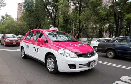 taxis de la CDMX contarán con botón de pánico