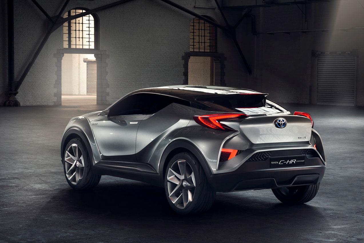 Foto de Toyota C-HR concept (7/15)