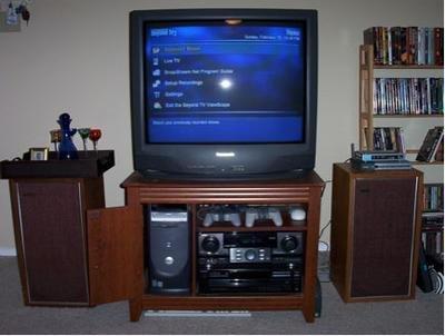 Construye tu propio TiVo con un PC