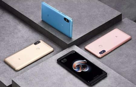 Xiaomi da otro porrazo en la mesa en España con unos Mi Note 5 y Mi Mix 2S buenos, bonitos y 'baratos'